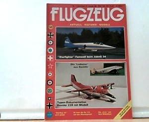 Flugzeug. Aktuell - Historie - Modell. Themen: Birkholz, Heinz: