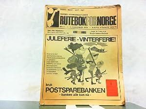 Rutebok for Norge. Bane-Bus-Bat-Fly. Nr. 8. Offisiell: Norwegen, orges Communicationer: