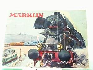 Märklin Katalog D 54 D.: Märklin, Gebrüder (Hrsg.):