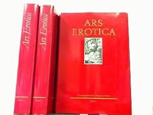Ars Erotica. Herausgegeben und mit bibliographischen Notizen: Brunn, Ludwig von