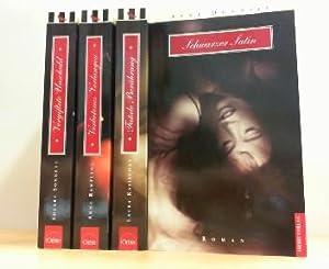 Konvolut aus 4 Büchern: vergifftete Unschuld. /Verbotenes: Dunhill, Anne, Laura