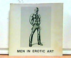 Men in Erotic Art.: Wolf, Hans-Jürgen (