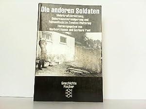 Die anderen Soldaten. Wehrkraftzersetzung, Gehorsamsverweigerung und Fahnenflucht: Haase, Norbert und