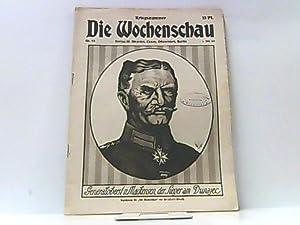 Die Wochenschau. Kriegsnummer Nr. 23 vom 5.: Damm D. F.
