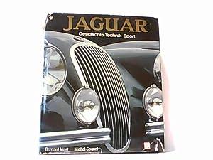 Jaguar. Geschichte - Technik - Sport. Aus: Viart, Bernard und