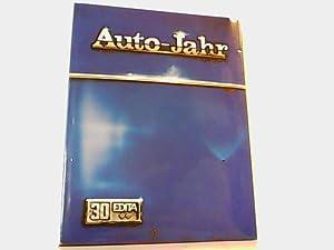Auto-Jahr 1982/1983 - Jahrgang Nr. 30.: Piccard, Jean-Rodolph und Mario (Hrsg) Fasoletti:
