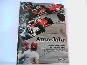 Auto-Jahr 1980/1981 - Jahrgang Nr. 28.: Piccard, Jean-Rodolph und Mario (Hrsg) Fasoletti: