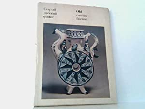 Old russian faience. ( russisch und englisch ). Translated by Natasha Johnstone.