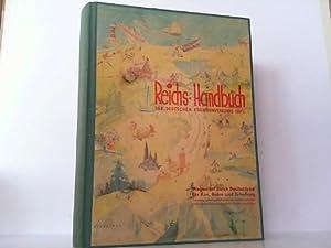 Reichs - Handbuch der deutschen Fremdenverkehrsorte. Wegweiser: Reichs-Handbuch der deutschen
