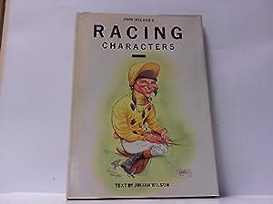 John Ireland's Racing Characters.: Wilson, Julian: