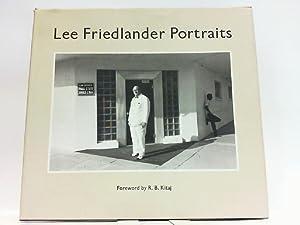 Lee Friedlander Portraits.: Kitaj, R.B. and