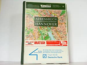 Adreßbuch der Landeshauptstadt Hannover 1976.: Hannover: