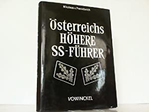 Österreichs höhere SS-Führer.: Preradovich, Nikolaus: