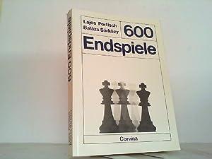 600 Endspiele.: Portisch, Lajos und