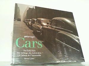 Cars - Die Anfänge des Automobils.: Laban, Brian: