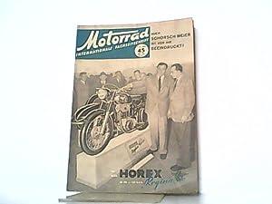 Motorrad. 6. Jahrgang, Heft 45 / 263,: Ibera Verlags Ges.