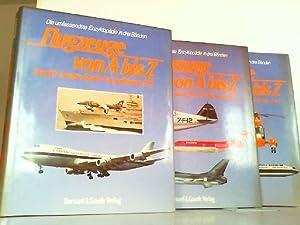 Flugzeuge von A bis Z. 3 Bände: Fernandez Peter Alles: