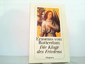 Die Klage des Friedens.: Erasmus von Rotterdam