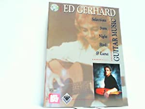 Guitar Music - Selections from Night Birds & Luna by Ed Gerhard. With CD !