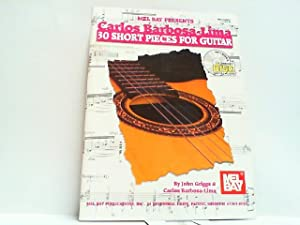 30 Short Pieces for Guitar. With Audio-CD.