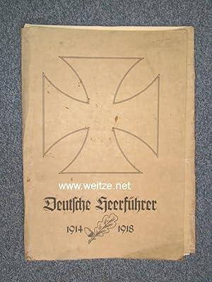 Deutsche Heerführer 1914 - 1918,: Gerardi, K. (Herausg.),: