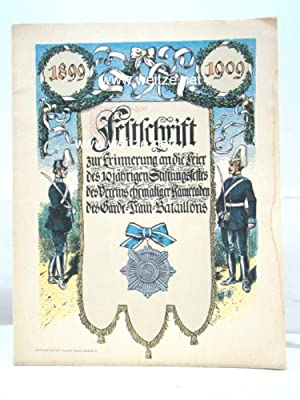 Festschrift zur Erinnerung an die Feier des: Kiehn,: