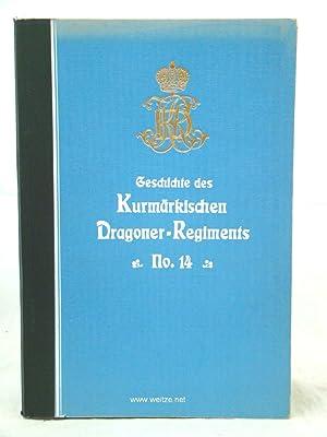 Geschichte des Kurmärkischen Dragoner-Regiments Nr. 14.: Ilsemann,: