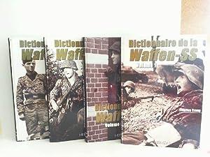 Waffen-SS Dictionnaire - Volume 1 - 4. Hier in 4 Büchern komplett! -Auf Französisch-.: Trang, ...