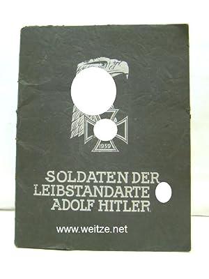 Soldaten der Leibstandarte SS Adolf Hitler,: Leibstandarte SS Adolf