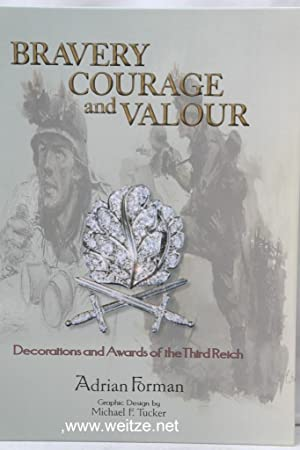 Bravery - Courage and Valour V1 -: Forman, Adrian:
