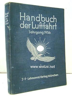 Handbuch der Luftfahrt,: N.N.,: