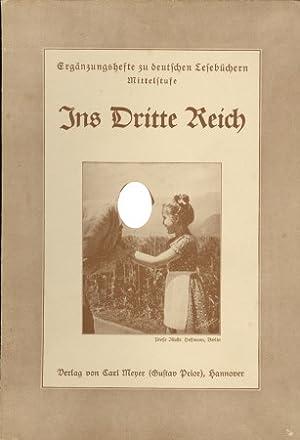 Ins Dritte Reich - Mittelstufe,: N.N.,: