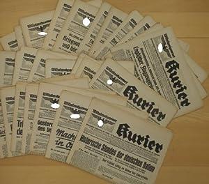 Parteiamtliche Tageszeitung der NSDAP und Nachrichtenblatt der Deutschen Arbeitsfront für ...