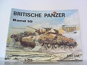 Britische Panzer. Waffen-Arsenal Band 10.: Feist, Uwe, Norm