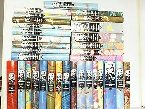 Hier 33 Bände komplett !!! Ausgewählte Werke: VERNE, Jules: