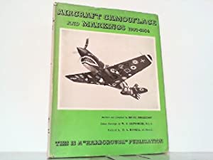 Aircraft camouflage and markings 1907-1954.: Robertson, Bruce: