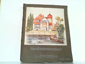 Das Einfamilienhaus.: Liesegang, W.: