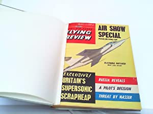 The Royal Air Force Flying Review Volume XVII. October 1961 - September 1962. COMPLETE bound in one...