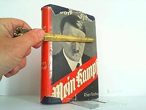 Mein Kampf. Zwei Bände in einem Band: Hitler, Adolf: