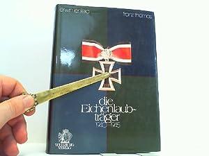 Die Eichenlaubträger 1940-1945.: Lenfeld, Erwin und