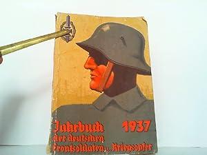 Jahrbuch der deutschen Frontsoldaten und Kriegsopfer 1937.: Reichskriegsopferführer (Herausgeber):