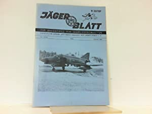 Jägerblatt. Nr. 01 - XXIX. Februar 1980.: Gemeinschaft der Jagdflieger