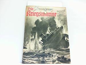 Die Kriegsmarine. Heft 3. Erstes Febr.-Heft 1943. Deutsche Marine Zeitung: Oberkommando der ...