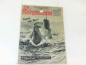 Die Kriegsmarine. Heft 17. Erstes Sept.-Heft 1943. Deutsche Marine Zeitung: Oberkommando der ...