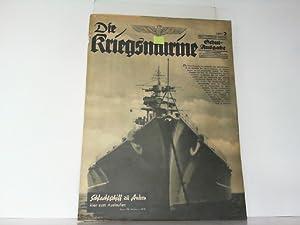 Die Kriegsmarine. Heft 2 - Schul-Ausgabe - Zweites Jan.-Heft 1943.: Oberkommando der Kriegsmarine: