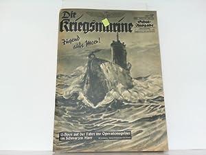 Die Kriegsmarine. Heft 17 - Schul-Ausgabe - Erstes Sept.-Heft 1943.: Oberkommando der Kriegsmarine: