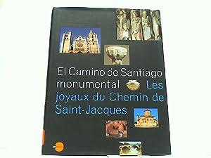 El camino de Santiago monumental - Les joyaux du Chemin de Saint-Jacques.: Hereter, Roman: