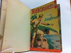 Robinson Crusoe. Hier Heft 1 bis 24: H. Humbert:
