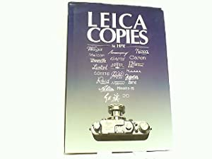 Leica Copies by HPR.
