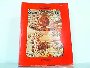 1897 Sears Roebuck Catalogue.
